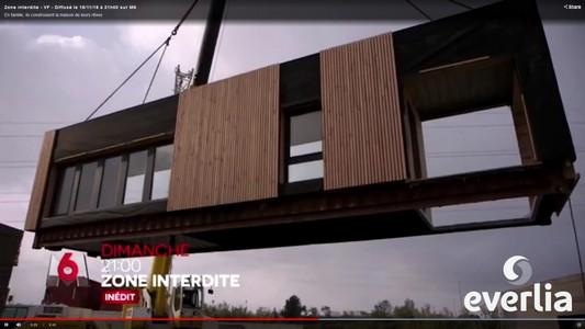 Construction Maison Container Everlia Constructeur Conteneur